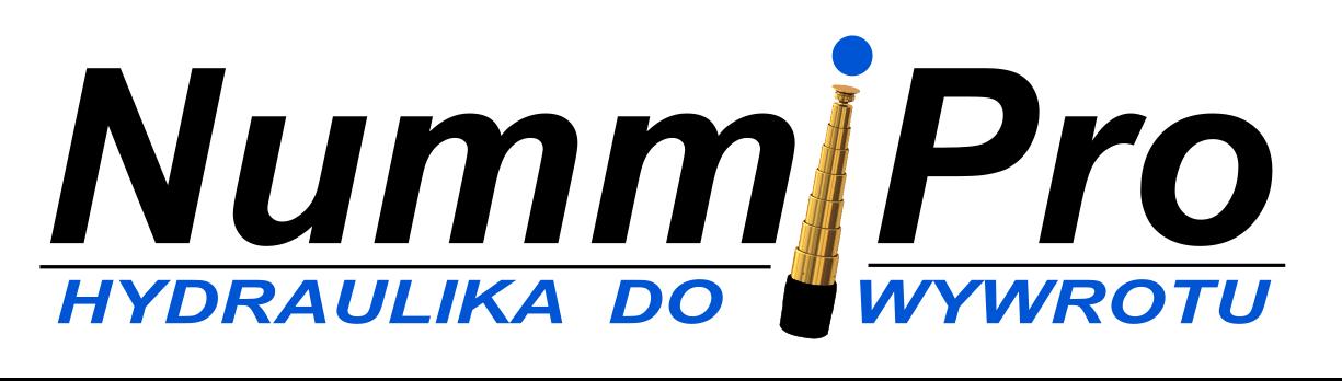 Nummi Pro | Hydraulika do wywrotu